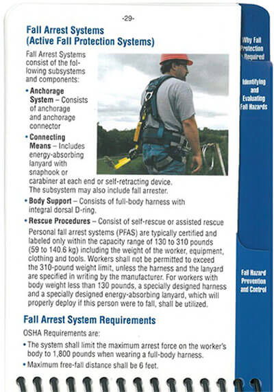 United States Air Force Fall Protection Field Guides