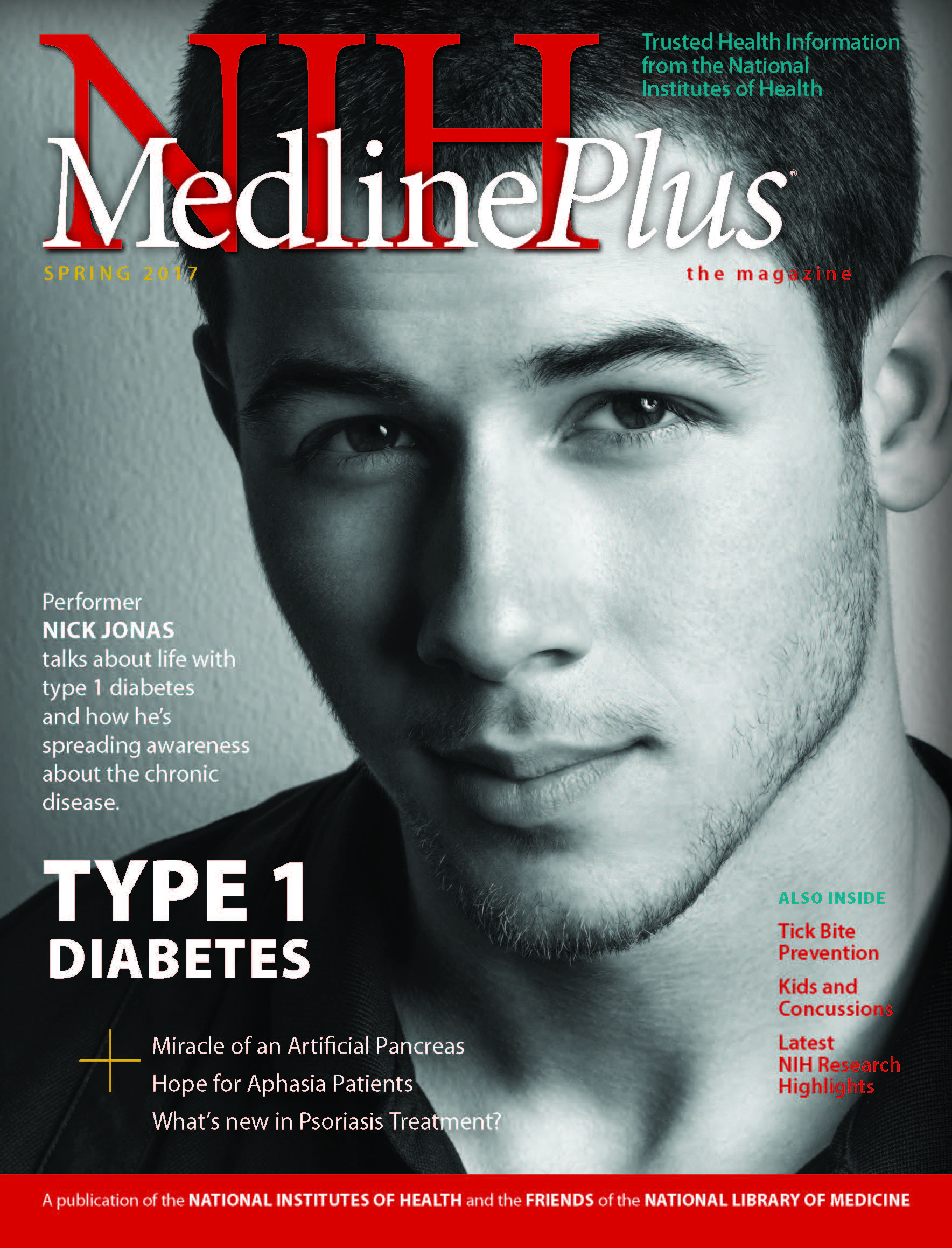 StratComm Awarded Contract by NLM to Produce MedlinePlus Magazine