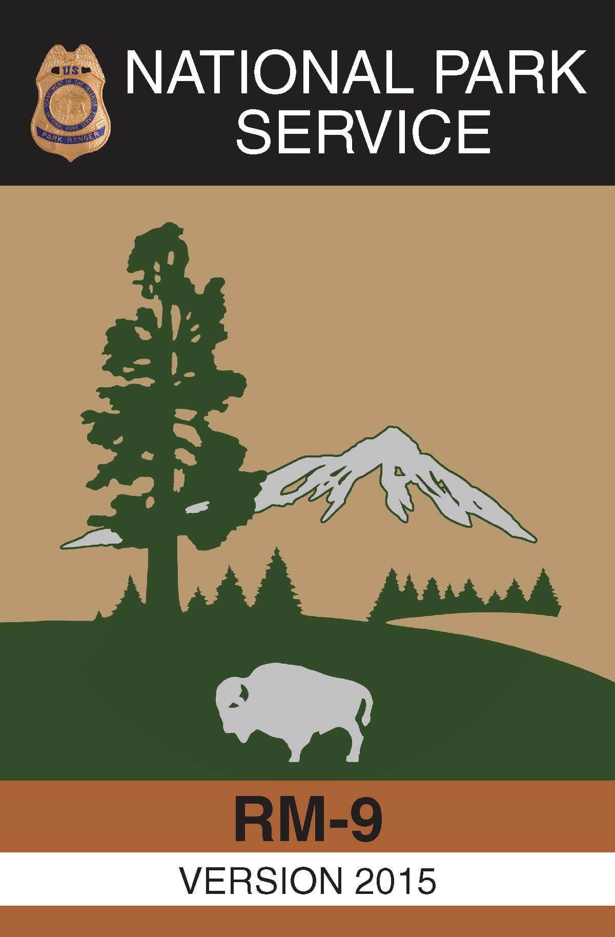 National Park Service Law Enforcement Reference Manual