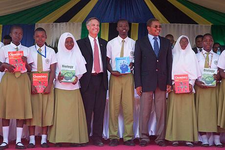USAID Tanzania Printing, Shipping, and Logistics