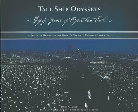 Boston Publishing presents: Tall Ship Odysseys