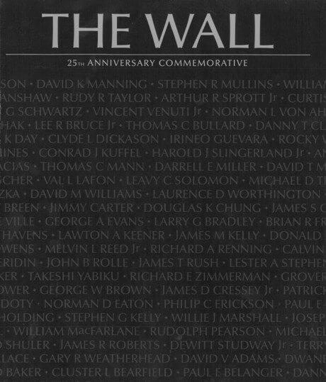 Boston Publishing presents: The Wall 25th Anniversary